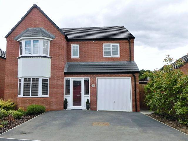 4 Bedrooms Detached House for sale in Langley Mill Close,Sutton Coldfield,West Midlands