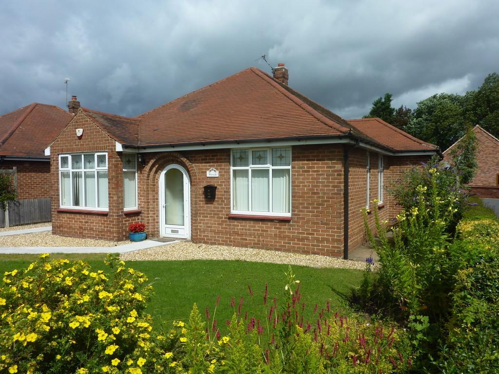 3 Bedrooms Detached Bungalow for sale in Big Lane, Clarborough, Retford