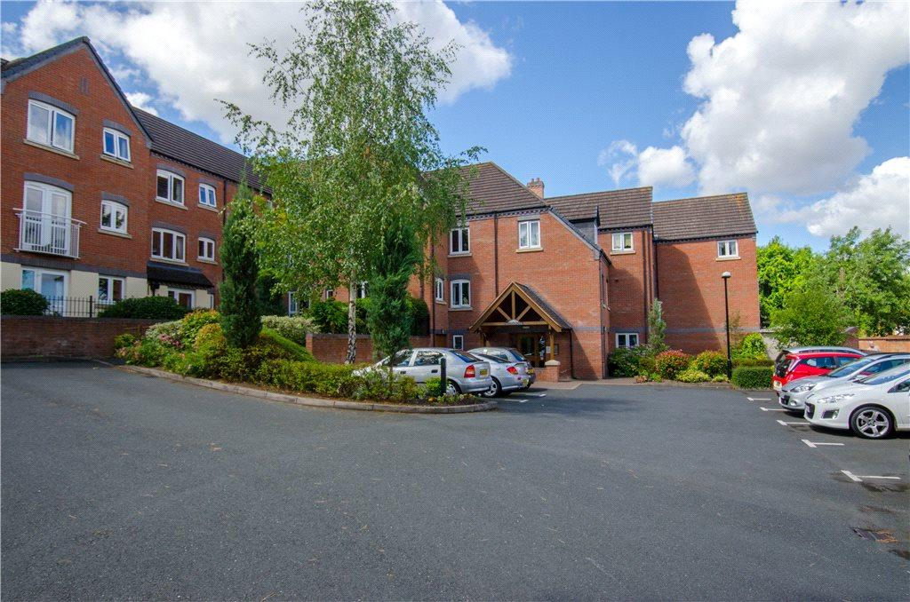2 Bedrooms Apartment Flat for sale in Whittingham Court, Tower Hill, Droitwich, Worcestershire, WR9