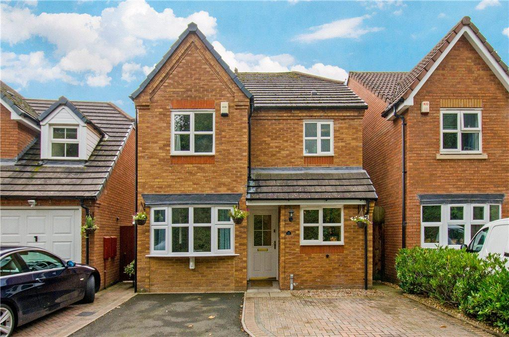 3 Bedrooms Detached House for sale in Richardson Close, Wychbold, Droitwich, Worcestershire, WR9