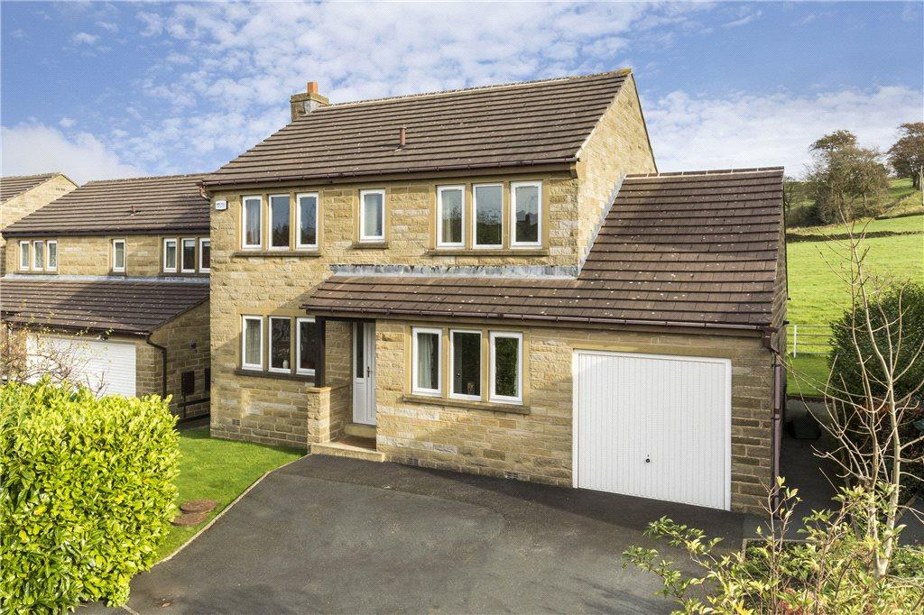 4 Bedrooms Detached House for sale in Meadow Court, Sandy Lane, Bradford, West Yorkshire