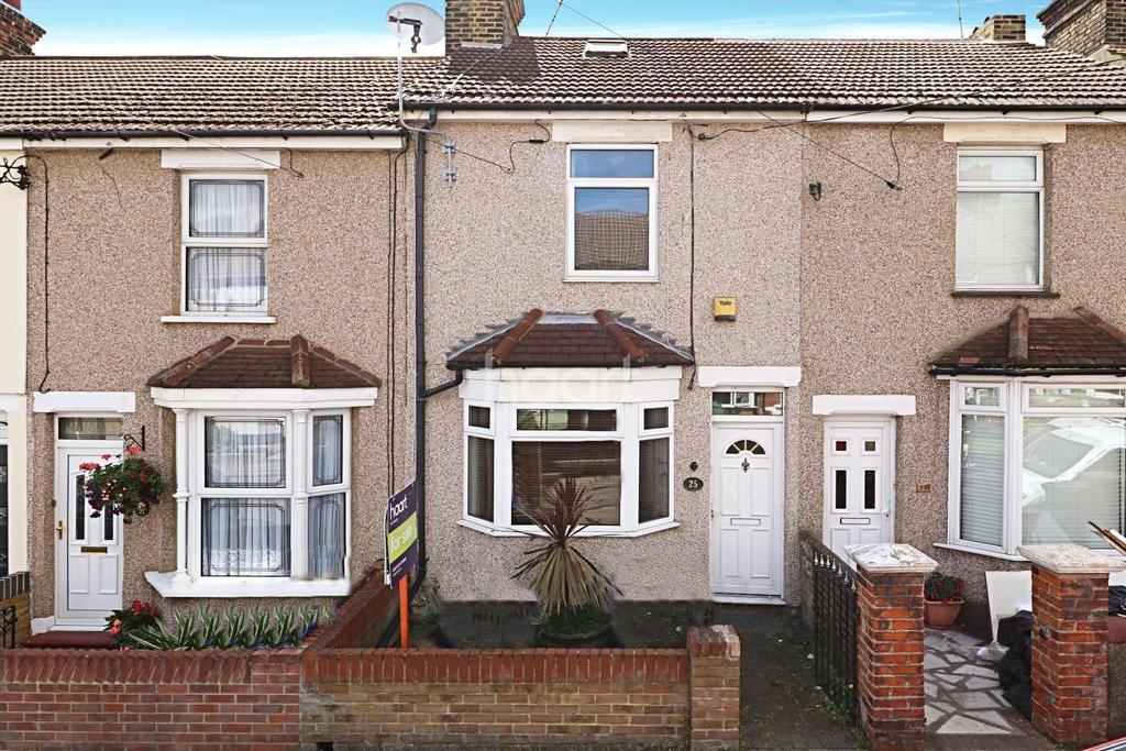 3 Bedrooms Terraced House for sale in Rosedale Road, Little Thurrock, Grays