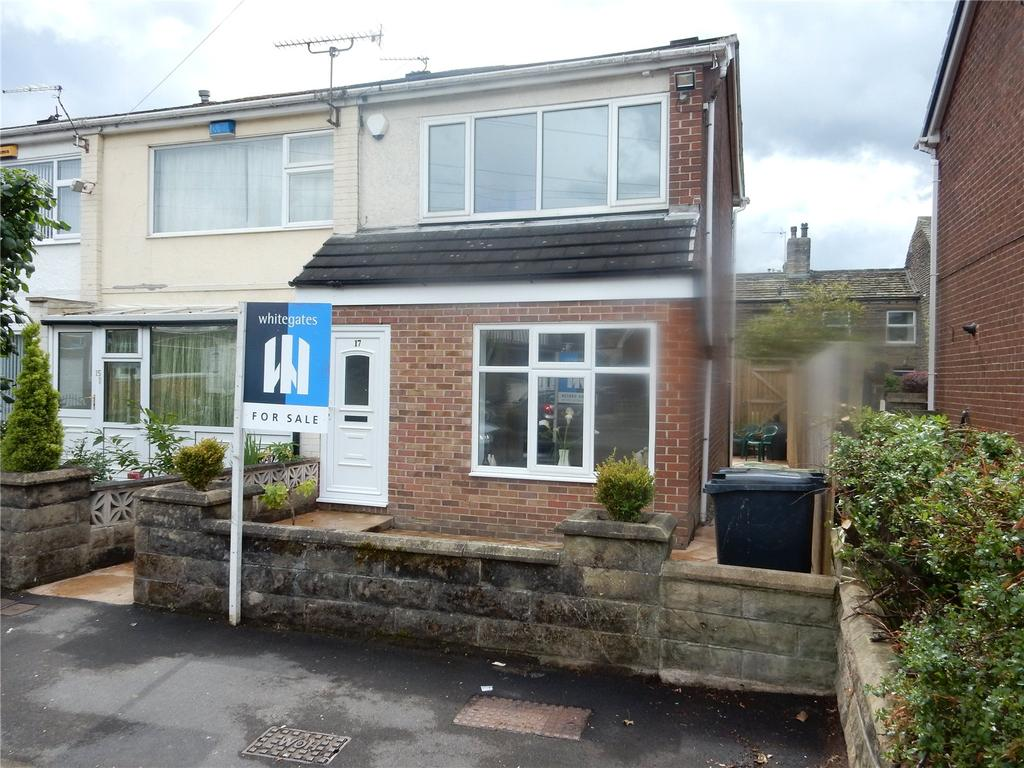 2 Bedrooms Town House for sale in Greenfield Avenue, Oakes, Huddersfield, HD3