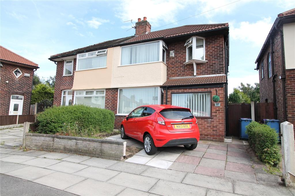 3 Bedrooms Semi Detached House for sale in Renwick Road, Walton, Liverpool, L9
