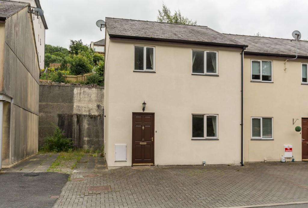 2 Bedrooms End Of Terrace House for sale in Porth Y Llechen, Y Felinheli, North Wales