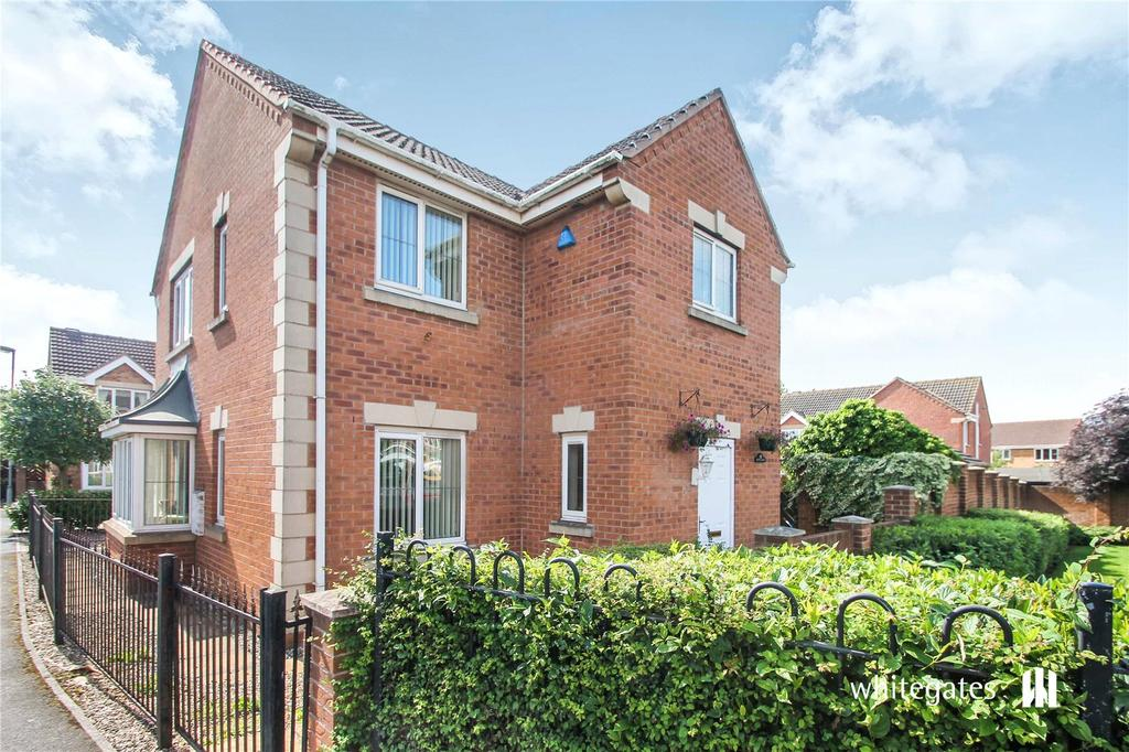 4 Bedrooms Detached House for sale in Mulberry Gardens, Timberlands, Scunthorpe, DN16