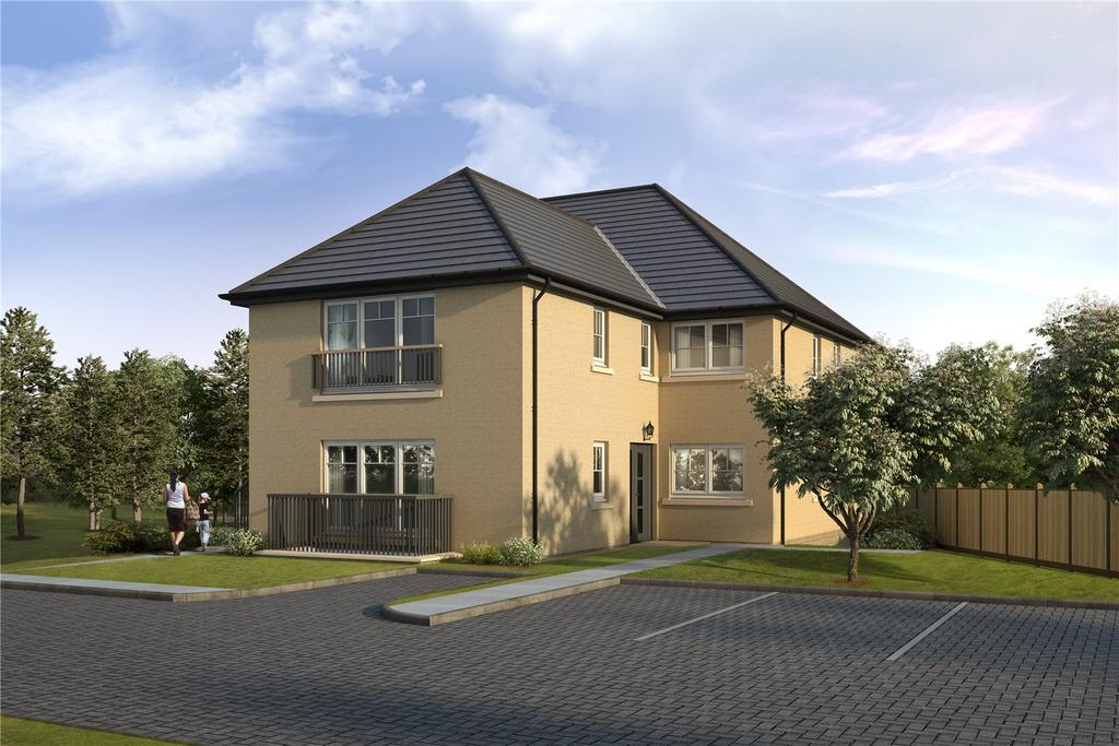 3 Bedrooms Apartment Flat for sale in Apartment 2, Lanark Road West, Balerno, Midlothian