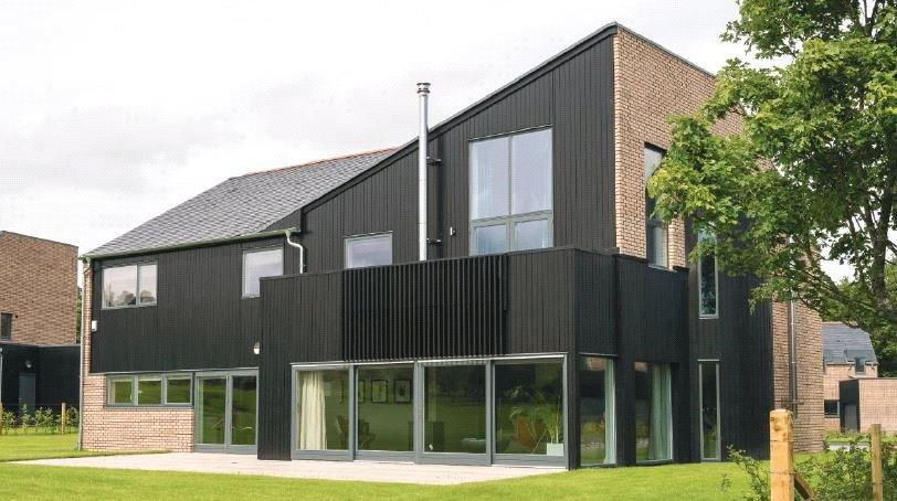 5 Bedrooms Detached House for sale in 3 William Burn Grove, Whitehill Woods, Rosewell, Midlothian