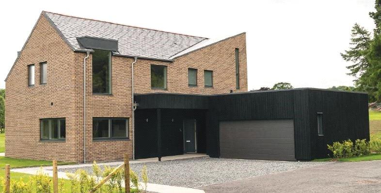 4 Bedrooms Detached House for sale in 1 William Burn Grove, Whitehill Woods, Rosewell, Midlothian