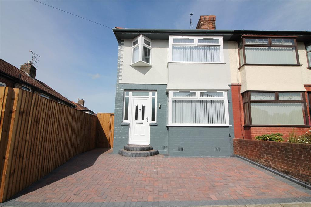 3 Bedrooms Semi Detached House for sale in Hilary Road, Walton, Liverpool, L4