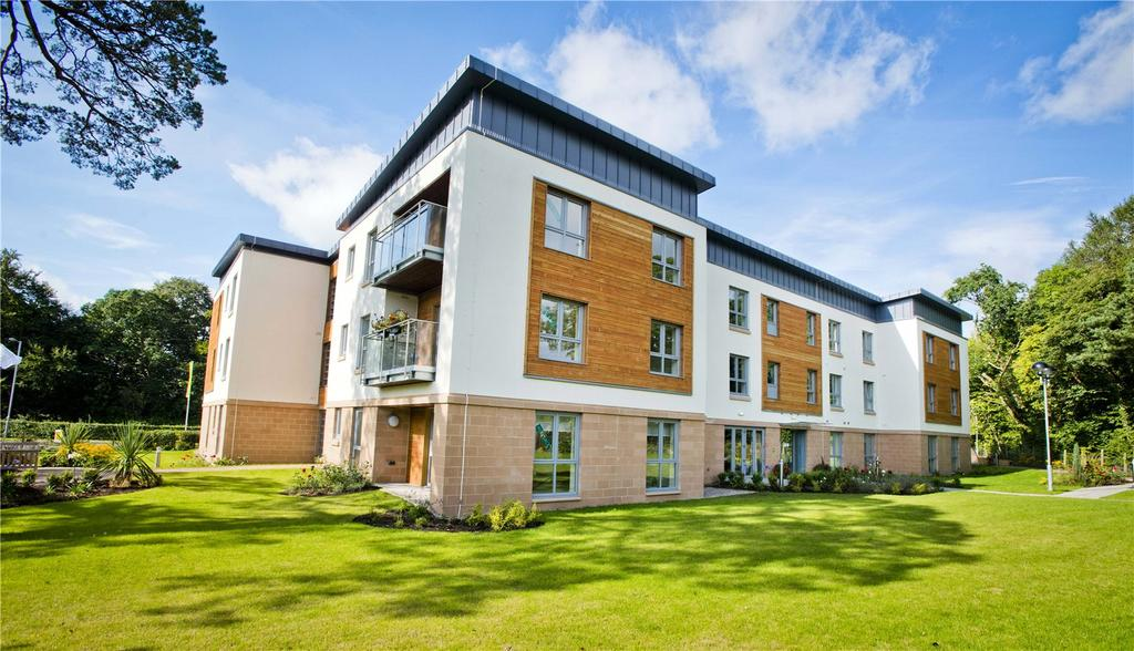 2 Bedrooms Retirement Property for sale in Apartment 11 - The Pines, Murdoch's Lone, Alloway, Ayr, KA7