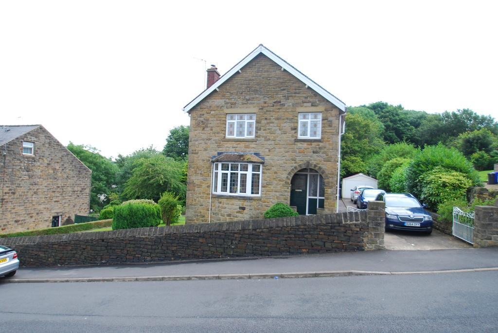3 Bedrooms Detached House for sale in Victoria Street Stocksbridge Sheffield