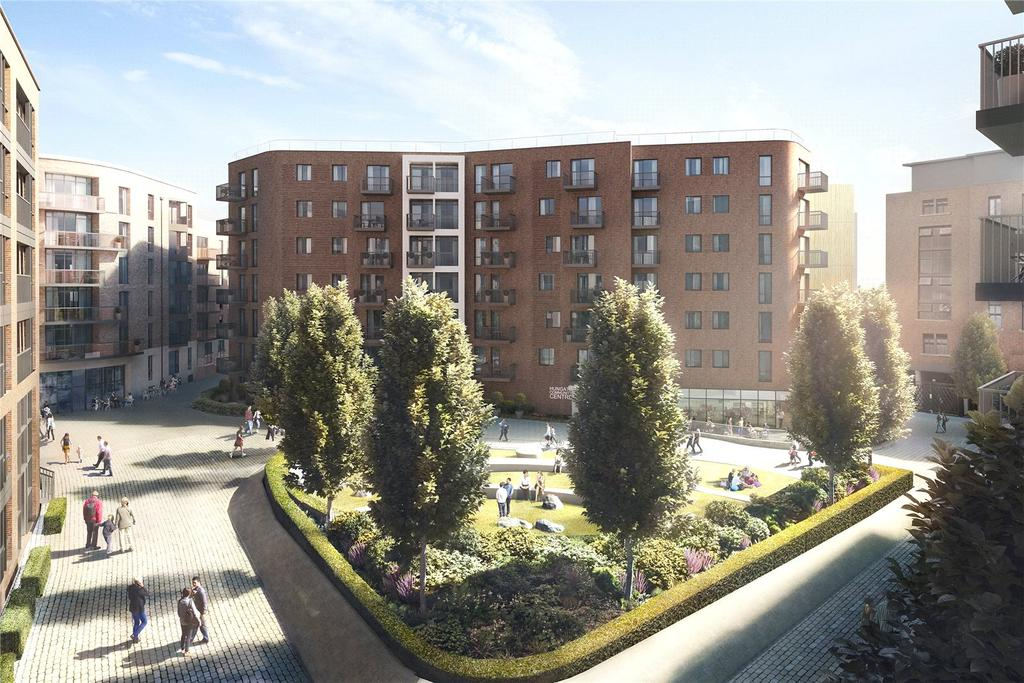 3 Bedrooms Flat for sale in Hungate, Hungate, York, YO1