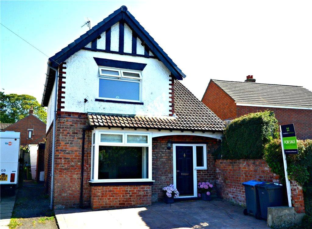 2 Bedrooms Detached House for sale in Garbutts Lane, Hutton Rudby, Yarm, North Yorkshire