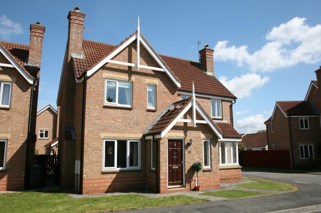 2 Bedrooms Semi Detached House for sale in Jackson Drive, Stokesley, North Yorkshire