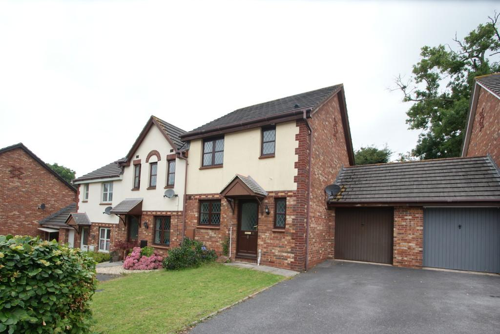 3 Bedrooms End Of Terrace House for sale in Cormorant Close | The Willows | Torquay