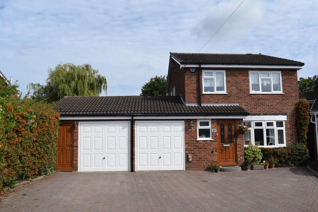Coppice Road Solihull 3 Bed Detached House 375000