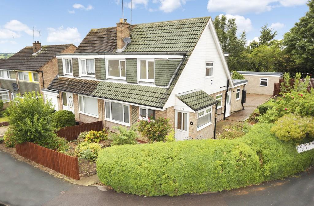 3 Bedrooms Semi Detached House for sale in Chatsworth Grove, Harrogate