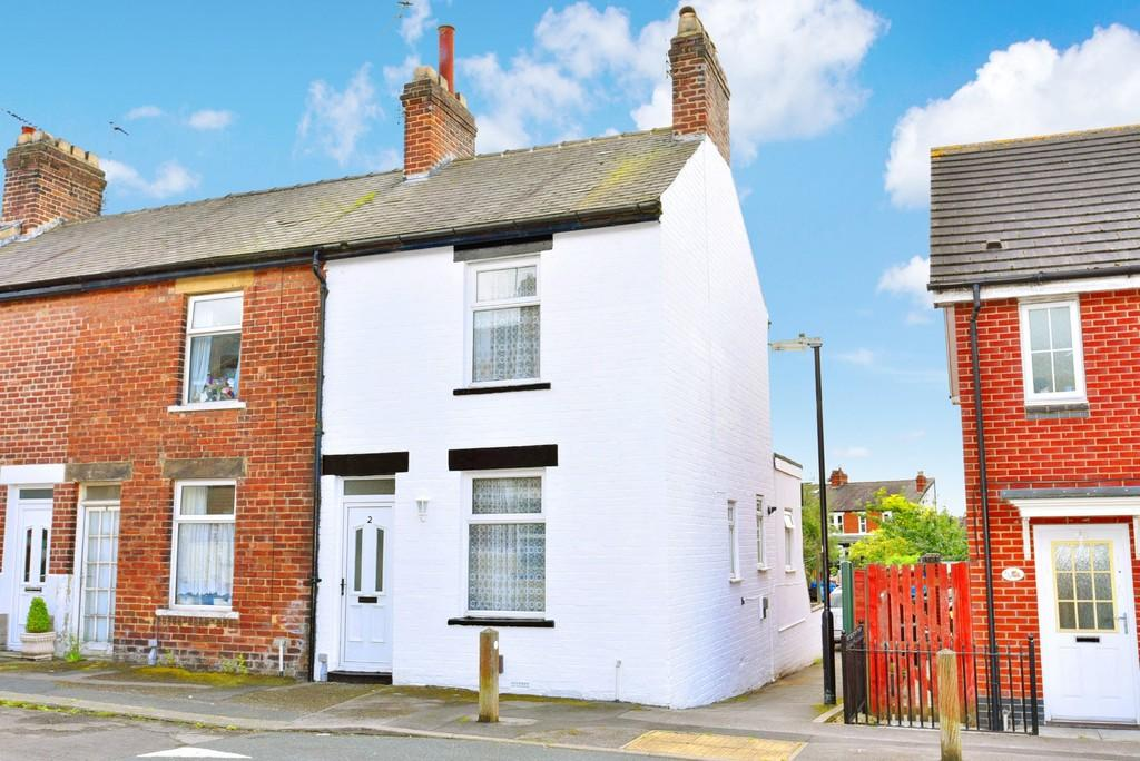 2 Bedrooms End Of Terrace House for sale in Diamond Place, Harrogate