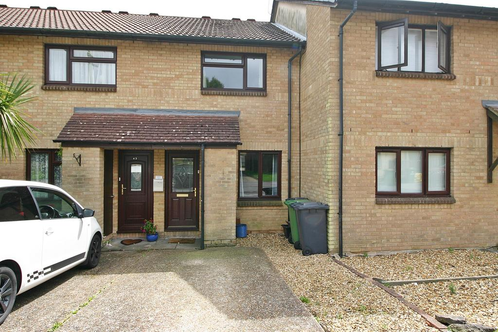 2 Bedrooms Terraced House for sale in Gatcombe, Netley Abbey, Southampton, SO31 5PX