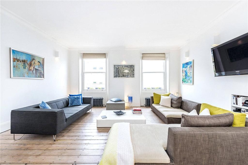 4 Bedrooms Maisonette Flat for sale in Collingham Place, London, SW5