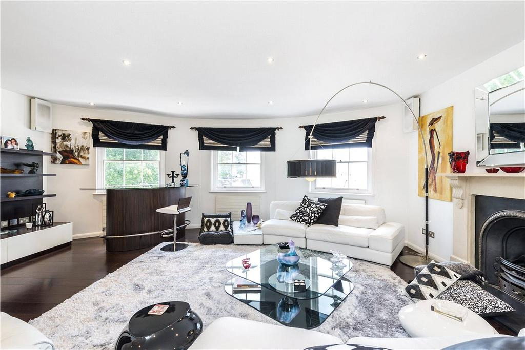 3 Bedrooms Apartment Flat for sale in Hyde Park Square, London, W2