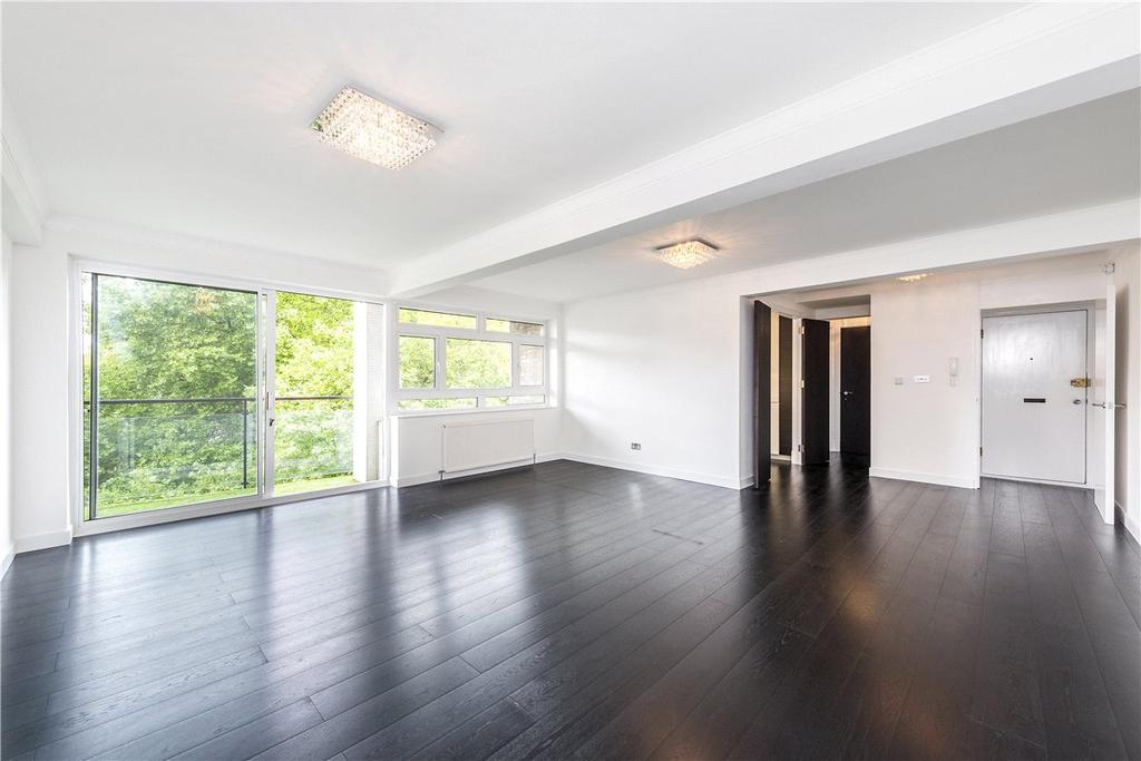 3 Bedrooms Apartment Flat for sale in Monckton Court, Strangways Terrace, Holland Park, London, W14