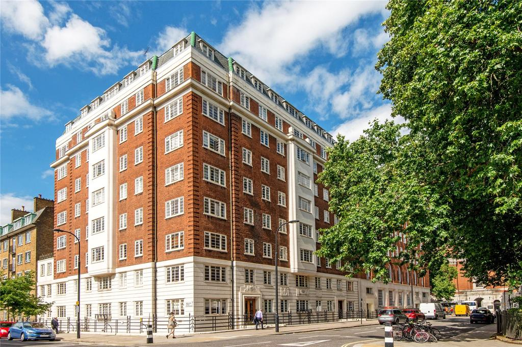 2 Bedrooms Flat for sale in Tavistock Court, WC1H