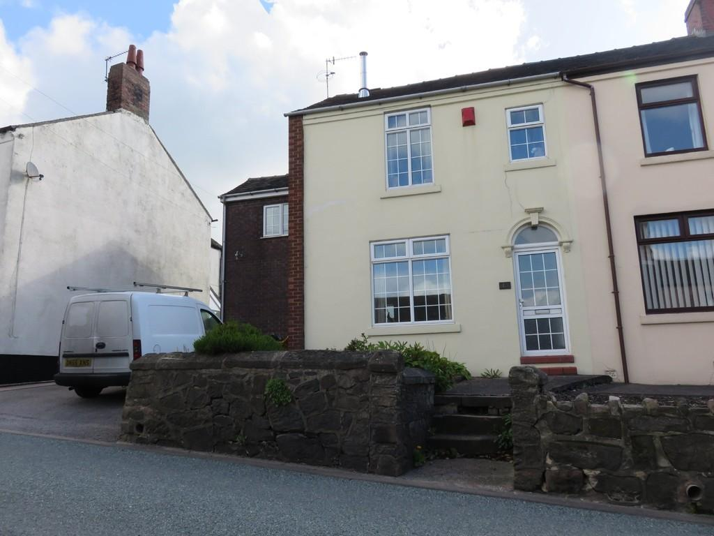 3 Bedrooms Semi Detached House for sale in Chapel Lane, Harriseahead, Stoke on Trent