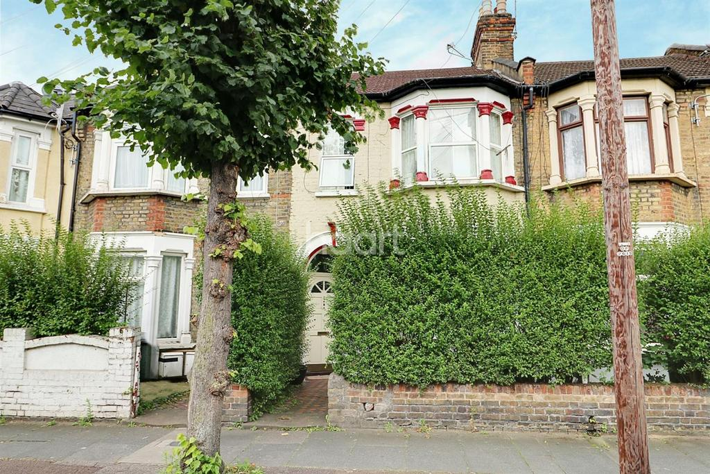 3 Bedrooms Flat for sale in Halley Road, London