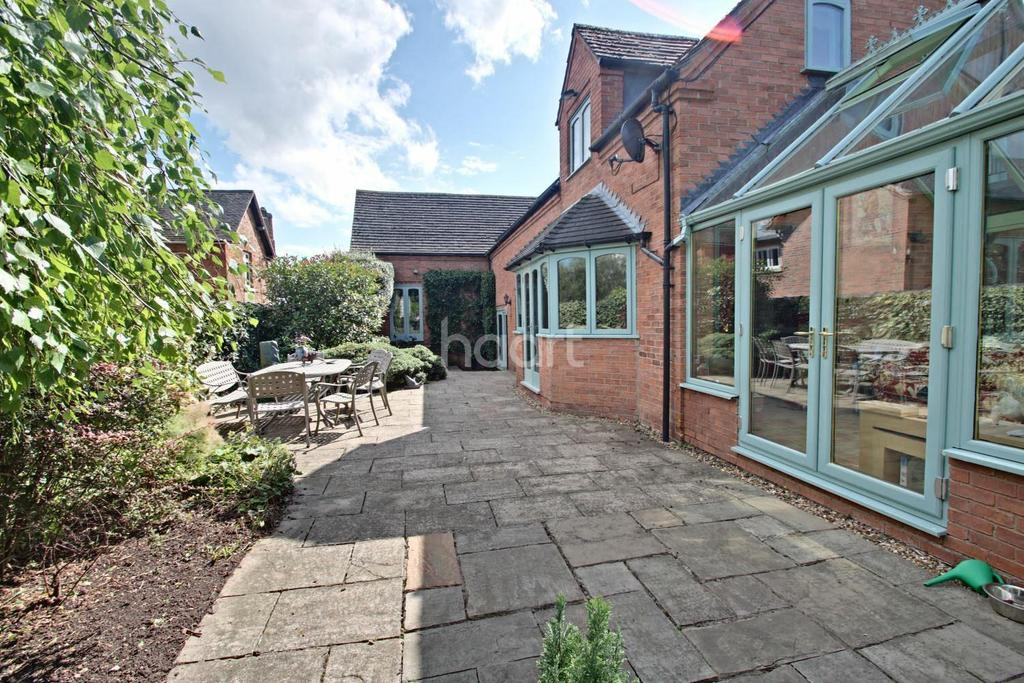 5 Bedrooms Detached House for sale in Hall Gate, Diseworth