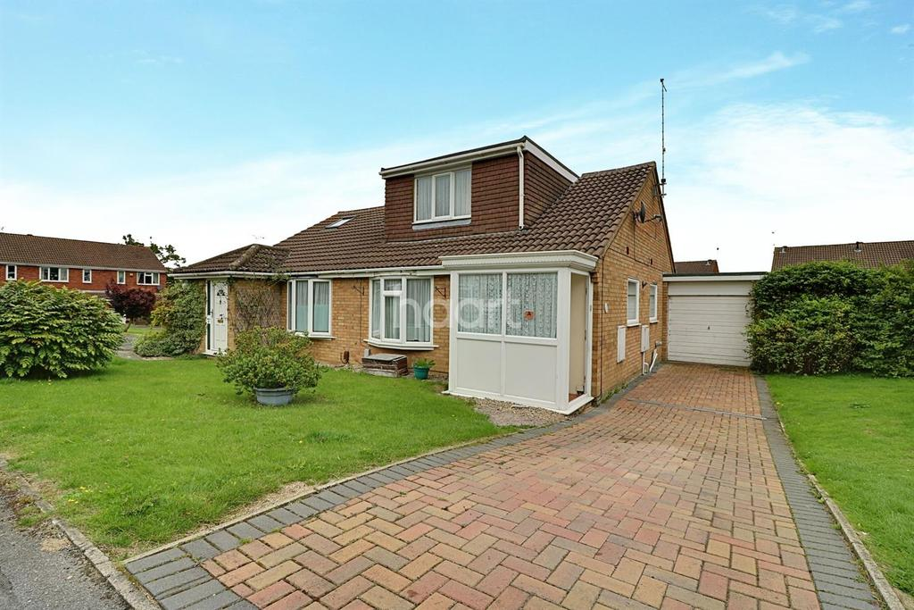 3 Bedrooms Semi Detached House for sale in Ravenglass Road, Swindon, Wiltshire