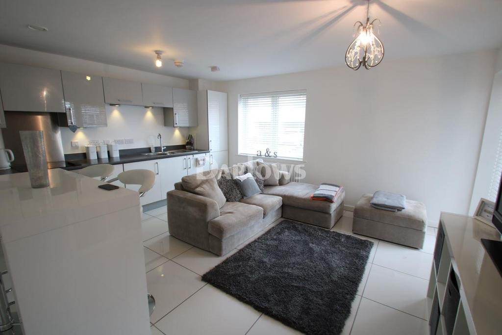 2 Bedrooms Flat for sale in Trem Elai, Penarth Heights
