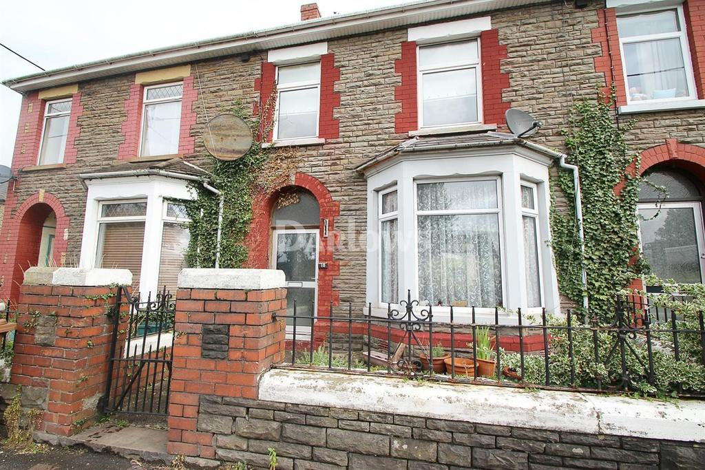 3 Bedrooms Terraced House for sale in Trethomas, Caerphilly