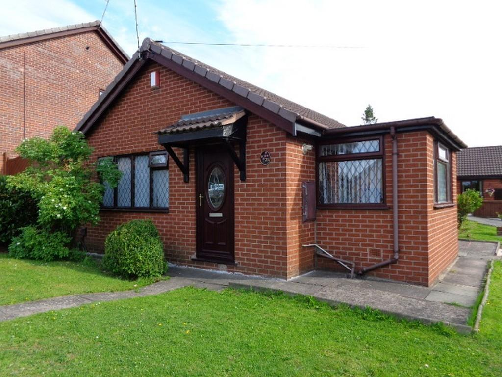 2 Bedrooms Detached Bungalow for sale in Briarbank Close, Hanford