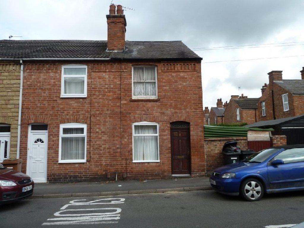 3 Bedrooms End Of Terrace House for sale in Algernon Road, Melton Mowbray