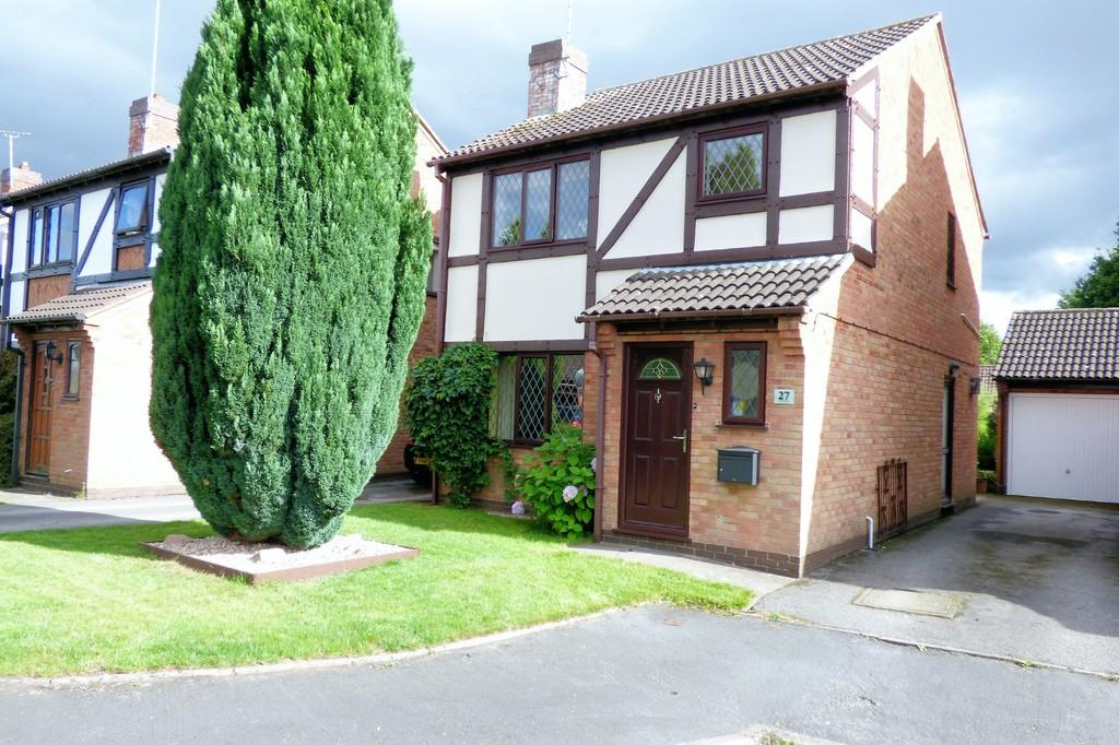 3 Bedrooms Detached House for sale in The Belfry, Stretton