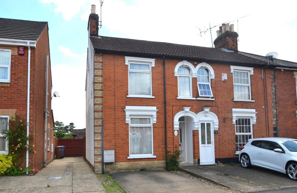 3 Bedrooms End Of Terrace House for sale in York Road, Ipswich, Suffolk, IP3 8BU