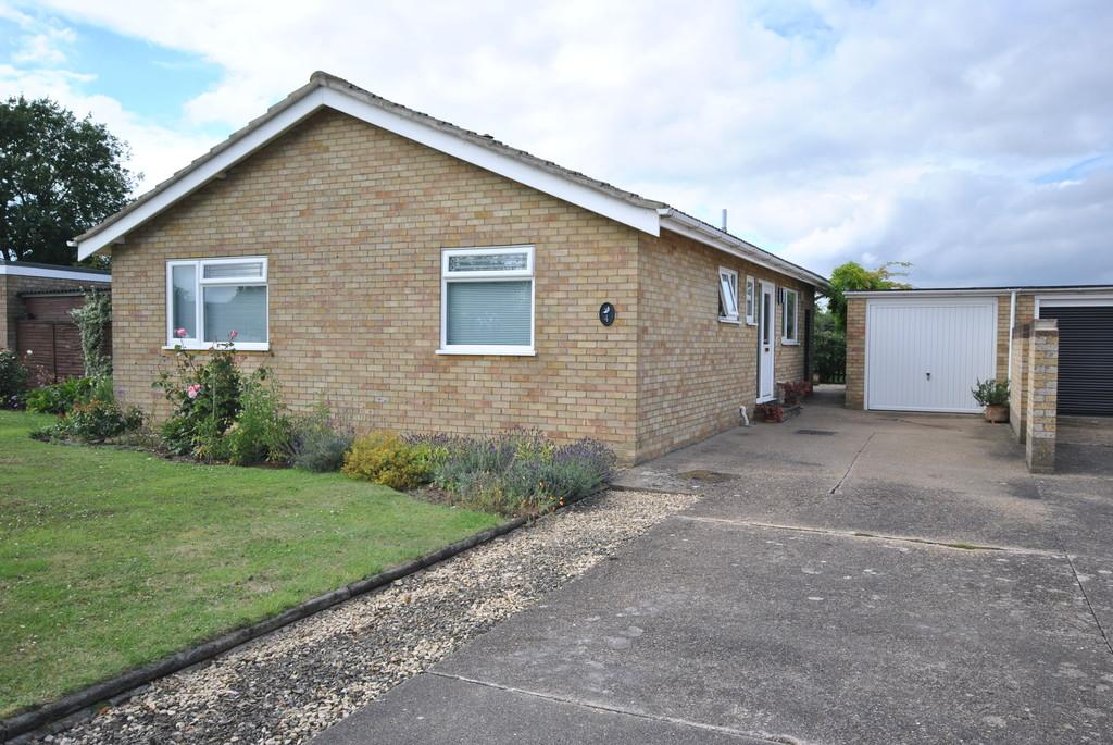 3 Bedrooms Detached Bungalow for sale in Diss, Norfolk