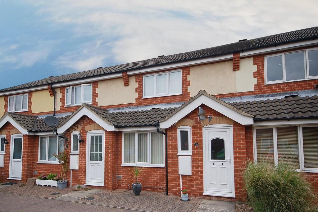 2 Bedrooms Terraced House for sale in Craske Close, Sheringham