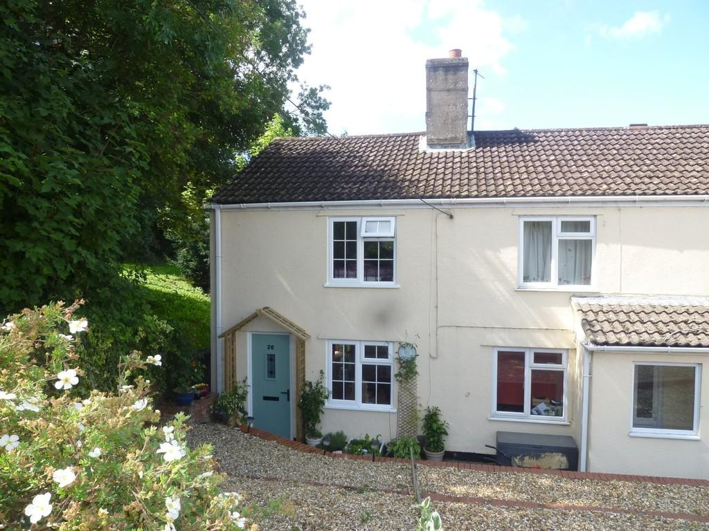 2 Bedrooms Semi Detached House for sale in Newtown, Westbury