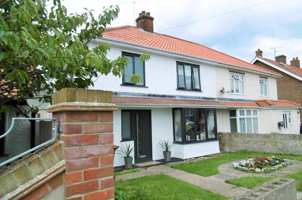 3 Bedrooms Semi Detached House for sale in Sheringham