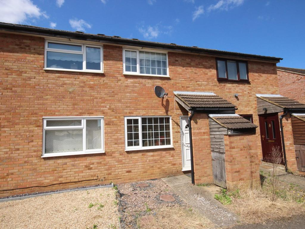 2 Bedrooms Terraced House for sale in Thirlmere Gardens, Flitwick, MK45