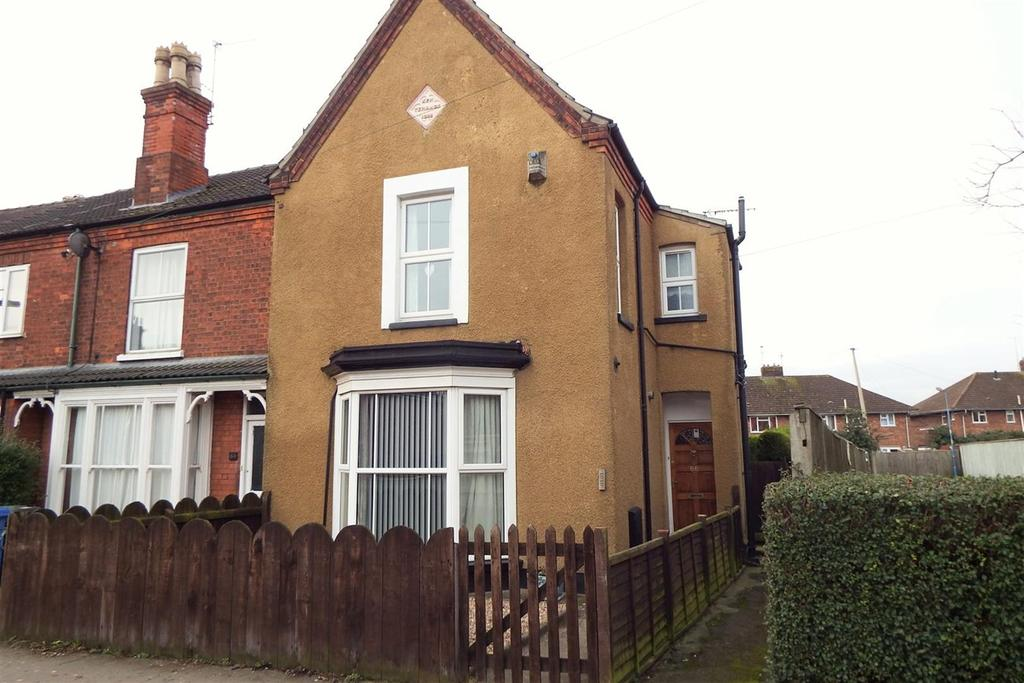 4 Bedrooms End Of Terrace House for sale in Carlton Road, Boston, PE21
