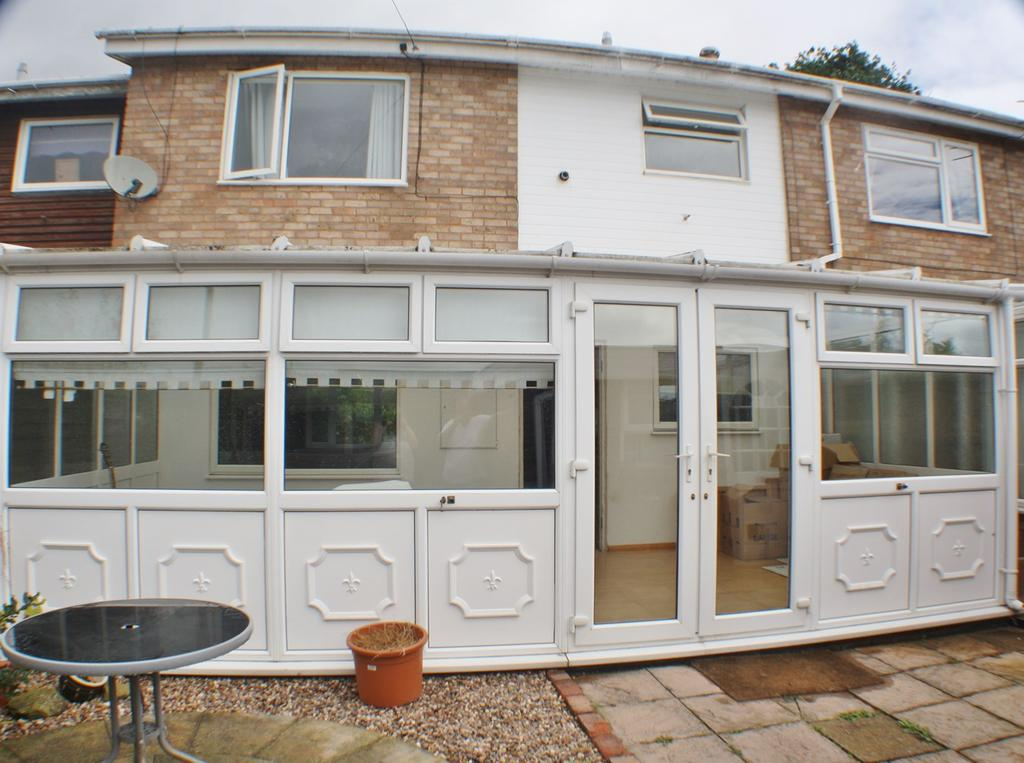 3 Bedrooms Terraced House for sale in Leasown, Burghill, Hereford, HR4