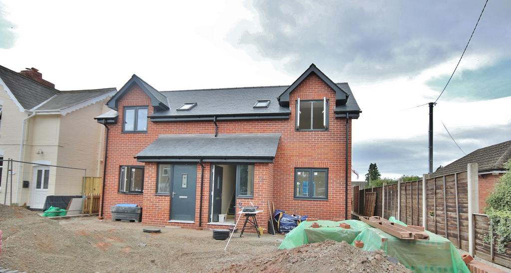 2 Bedrooms Semi Detached House for sale in Hillview, Mill Lane, Credenhill, Hereford, HR4