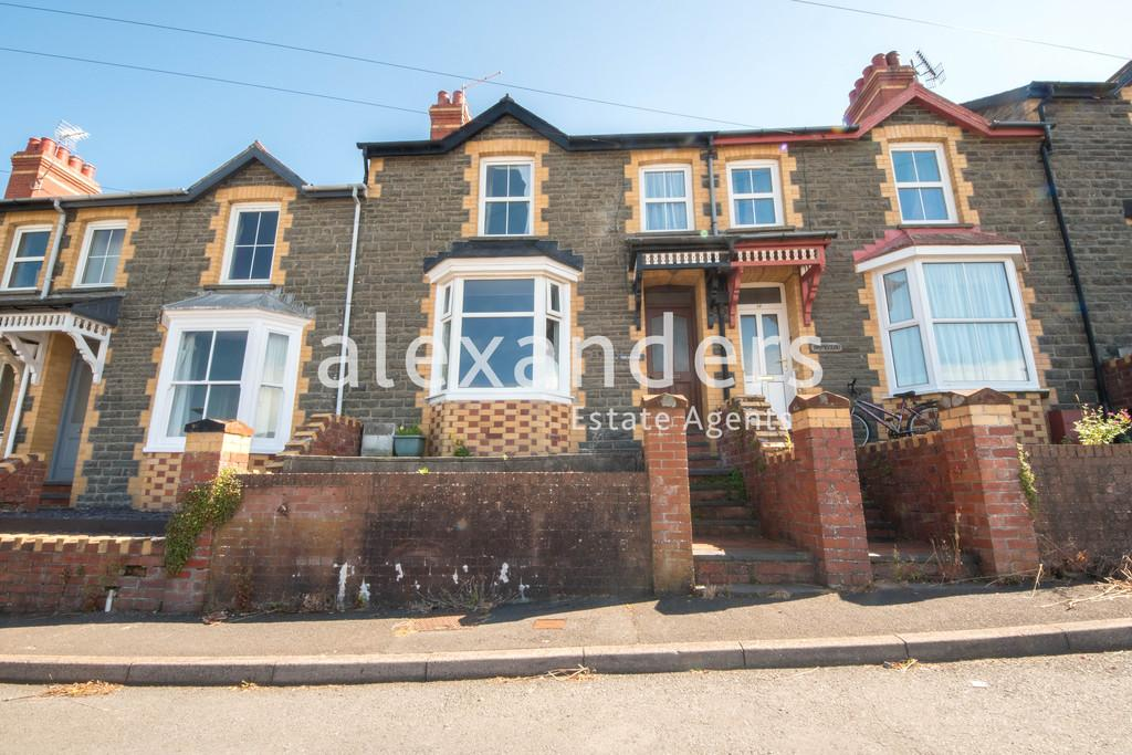 3 Bedrooms Terraced House for sale in Trefechan, Aberystwyth