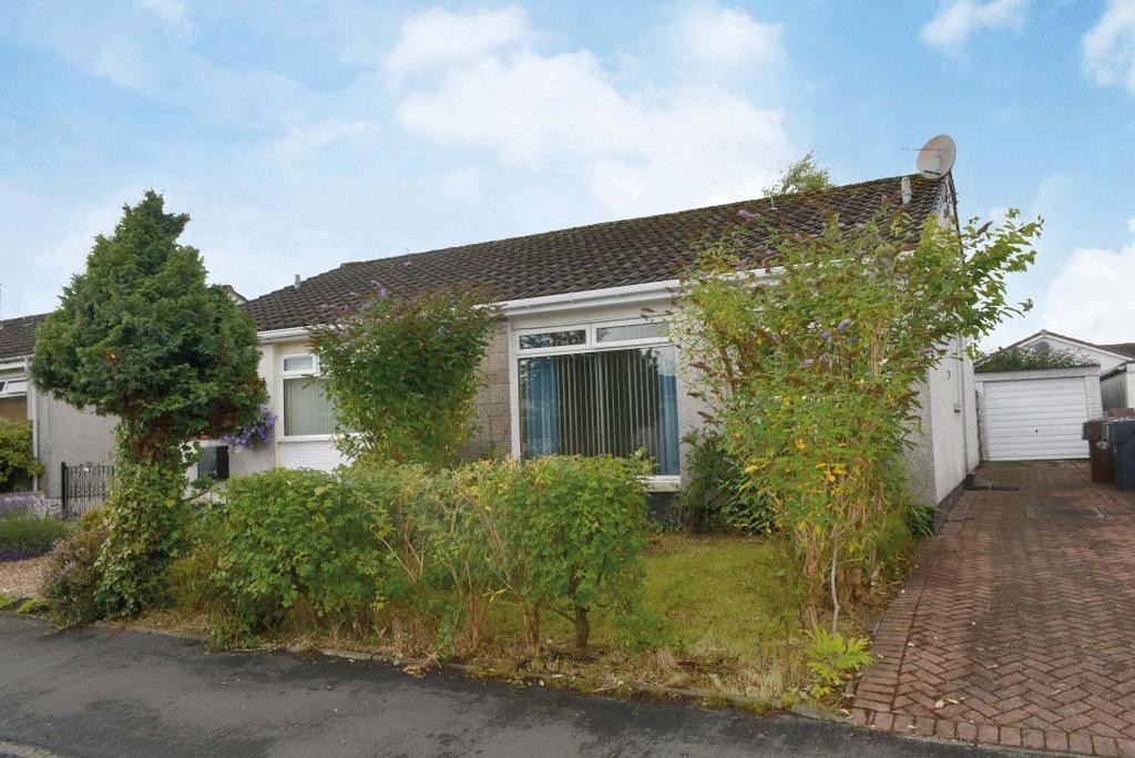 2 Bedrooms Semi Detached Bungalow for sale in Chisholm Avenue, Causewayhead, Stirling , FK9 5QT