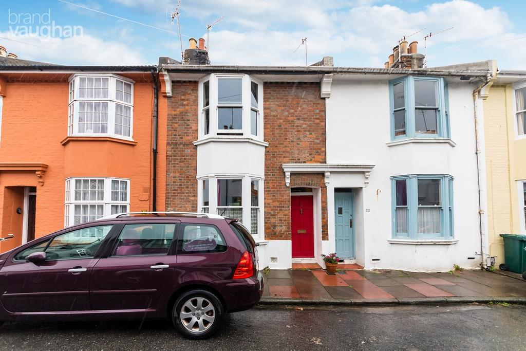 2 Bedrooms Terraced House for sale in Lincoln Street, Brighton, BN2
