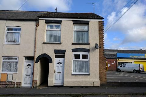2 bedroom end of terrace house for sale - New Street, Hinckley
